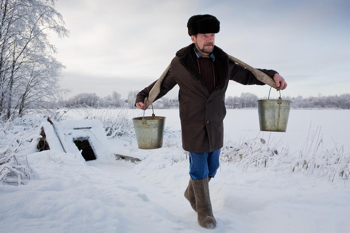 Rússia: vilarejo Futuro parece estar parado no tempo