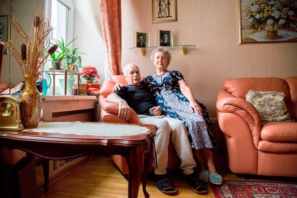 Paixões despertadas em asilos russos