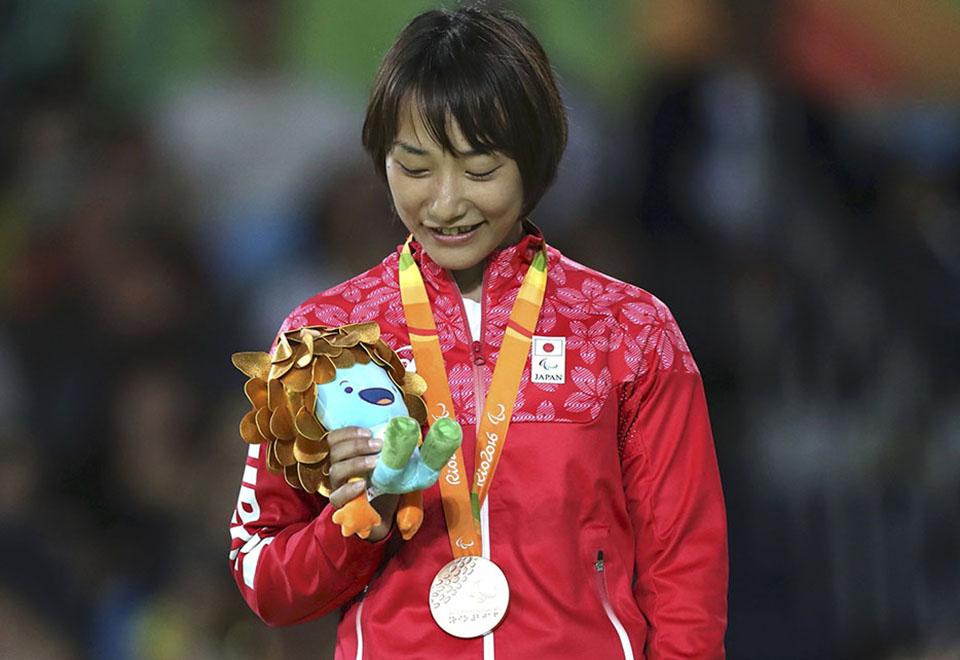 Tom e o encanto dos medalhistas dos Jogos Paraolímpicos