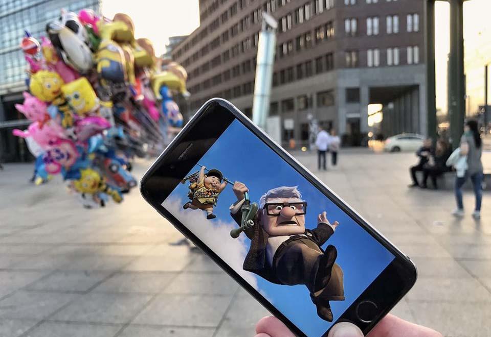 Publicitário recria clássicos do cinema com smartphone