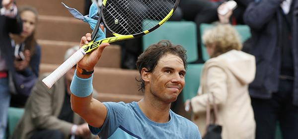 Nadal vence argentino em Roland Garros Gonzalo Fuentes Reuters 600x280.jpg