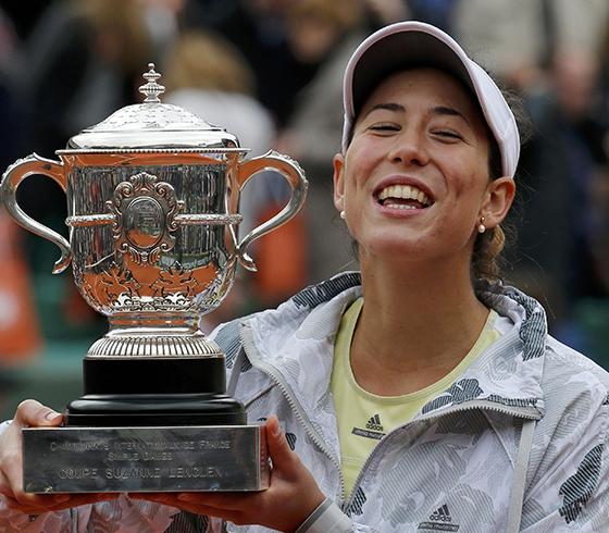 Muguruza é campeã de Roland Garros Pascal Rossignol Reuters 560x490.jpg