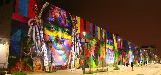Largest spray paint mural by a team 1_tcm25-440446.jpg