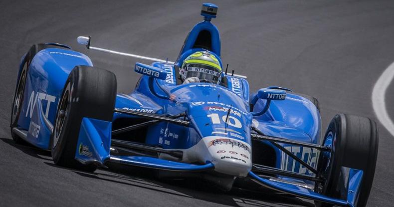 Tony Kanaan mo treino das 500 Milhas Forrest Mellott IndyCar 790x415.jpg