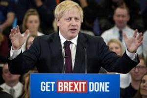 Boris Johnson vence com sobra e é reeleito primeiro-ministro