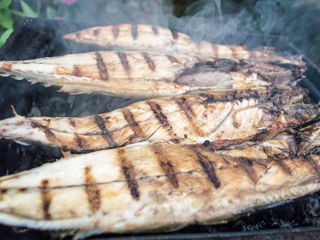 Churrasco de peixe existe e fica uma delícia: saiba como fazer