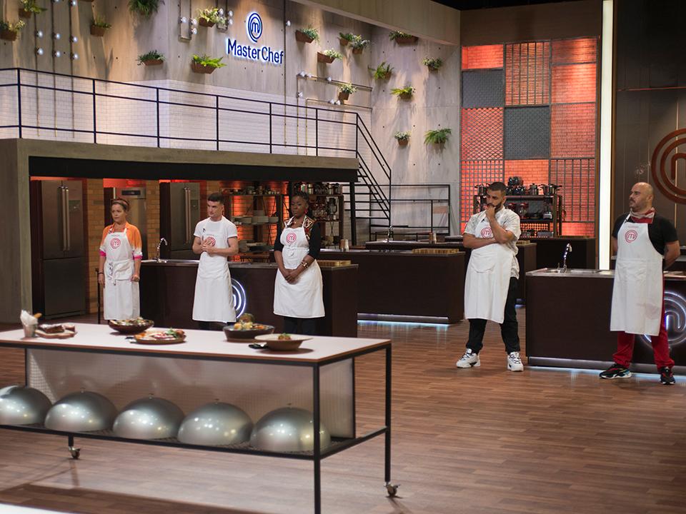 Destaque na primeira prova, Regiane escolheu qual prato cada um iria cozinhar
