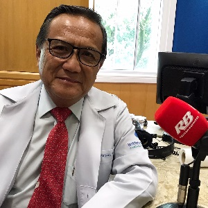 Saúde, com o Dr. Anthony Wong