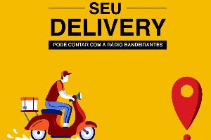 O seu restaurante faz delivery? Conte com a RB!