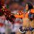 Em Denver, os Broncos sofreram na mão dos Raiders, apesar do belo incentivo na linha lateral