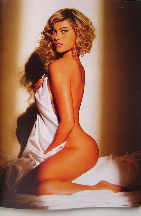 Ellen Roche para a Playboy / Foto: Divulgação/Playboy