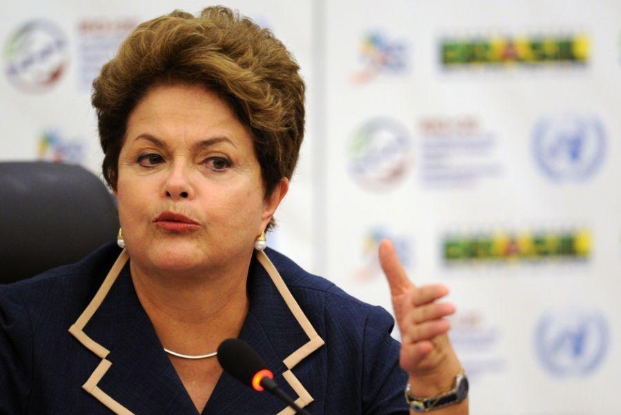 O discurso foi feito na 9ª Conferência Nacional dos Direitos da Criança e do Adolescente / Evaristo Sa/AFP