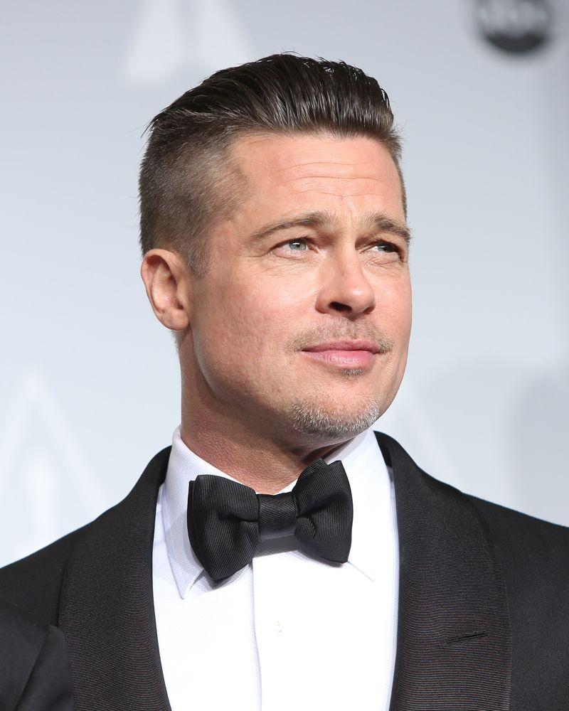 Brad Pitt irá estrelar filme inspirado no livro do escritor inglês Michael Hastings Helga Esteb/Shutterstock.com - f_304759
