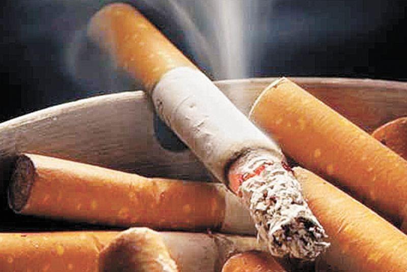Fumar e inclinações de álcool de sociedade