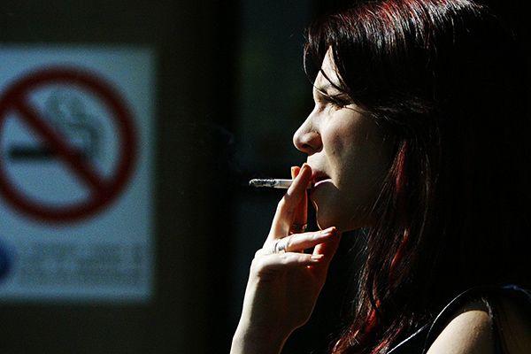 A codificação de fumar Astana