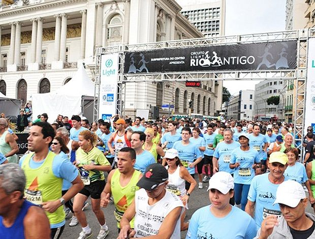 Circuito Rio Antigo : Esquema para corrida interdita ruas notícias rio de