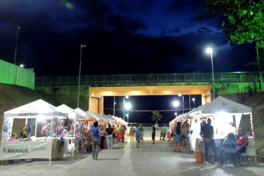Aparador Jb Bechara Luxo Aquamarine ~ Feira de Artesanato na Ponta Negra abre hoje Notícias